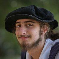 Портрет молодого человека :: Танкист .