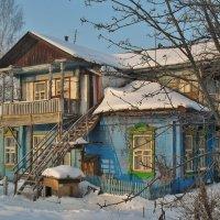 Старые дворы 10 :: Святец Вячеслав