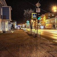 Ночной город :: Александр Тулупов