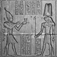 Барельефы Древнего Египта :: Евгений Печенин