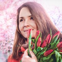 Весна :: Фотохудожник Наталья Смирнова