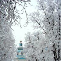 Зима :: Надежда Иванова