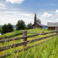 В деревне :: Евгений Мазилов