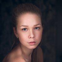 Портрет девушки :: Андрей Жуков
