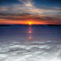 Закат. Апрель :: Константин Филякин