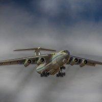 Посадка :: Илья Сигунов