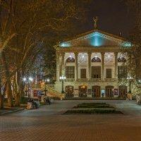 Театр им. Луначаского :: Александр Пушкарёв