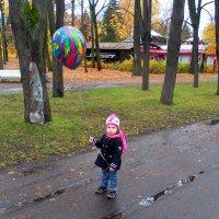 Мой шарик ...не дам ! :: Агриппина
