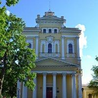 Водонапорная башня :: Ольга