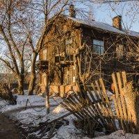 Старый дом :: Валентин Котляров
