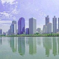 Панорама Бангкока :: Cтанислав Сас