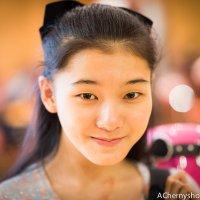 Скрипачка Моне Хаттори (Япония) :: Андрей Чернышов