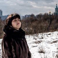 Ранняя весна на Крылатских холмах :: Илья Шипилов
