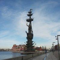 Памятник Петру Первому :: Владимир Прокофьев