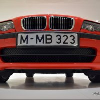 BMW 3, модель 1999 года. :: Anna Gornostayeva