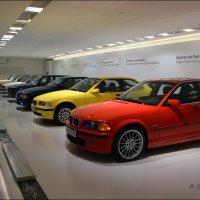 Музей BMW в Мюнхене. :: Anna Gornostayeva