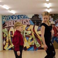 Учимся танцам :: Иван Матейко