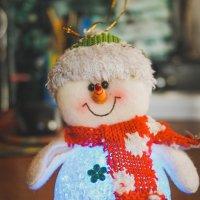 Снеговичёк :: Света Кондрашова