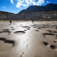 Кратер вулкана, остров Нисирос, Греция :: Наталья Вершинина