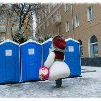 Новогодние картинки. :: Чария Зоя