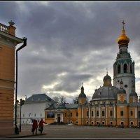 Вологда, близится вечер :: Дмитрий Анцыферов
