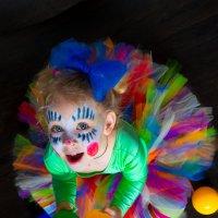 цирковая кукла :: Alena Pilyasinskaya