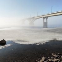 мост в облака :: Андрей ЕВСЕЕВ