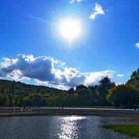 Солнце :: Артем Чубачук