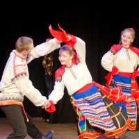 танец :: владимир