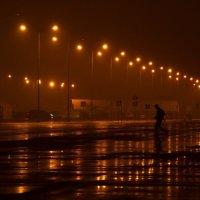 бегом от дождя :: Арсений Корицкий
