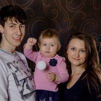 Молодая семья :: Netaly Ushkova
