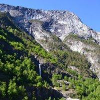 Многоплановые горы :: Ольга