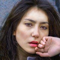 Модель:Тукушева Фатима(El models) :: Валентин Яруллин
