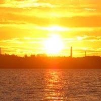 Белое солнце Выборга :: genar-58 '