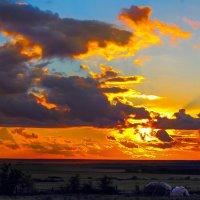 Золотые облака :: Marat M.