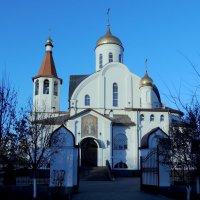 Церковь Казанской иконы Божией Матери. :: Александр Качалин