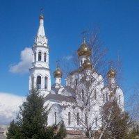 Храм Святой Троицы :: Нина Бутко