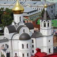 Н.Новгород.Вид со стены. :: petyxov петухов