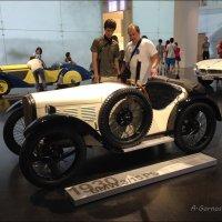 BMW 3/15 PS, 1930 года. :: Anna Gornostayeva