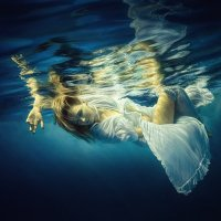 Underwater tale :: Дмитрий Лаудин