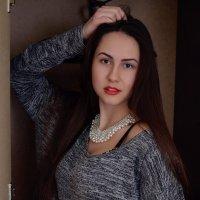 ах эта женщина :: Полина Мартынова