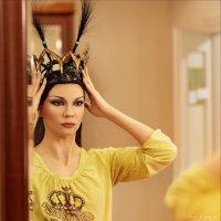 Подготовка к образу Мехмене Бану :: Ирина Лепнёва