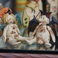 Сатана и ангел :: Free