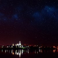 Звёздная Ночь :: Станислав Башарин