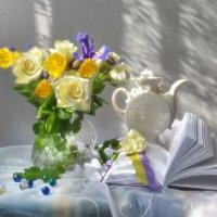 Весною слышен шорох снов... :: Валентина Колова
