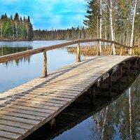 Аки пёрышко на воде... :: Владимир Хиль