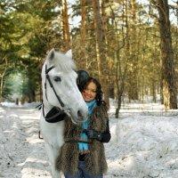 Покатушки на лошадках :: Дмитрий Конев