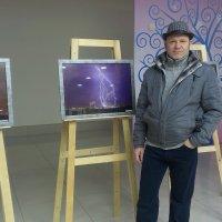 Vp на выставке :: Вадим Поботаев