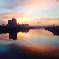 Пурпурная Москва :: Cozy Nook