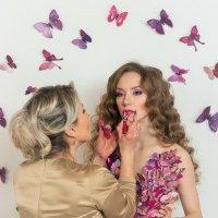 Съемка уже началась :: Anastasiya Filippova